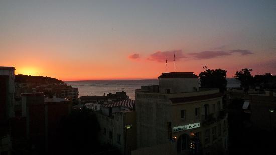 Gran Garbi Mar : le matin