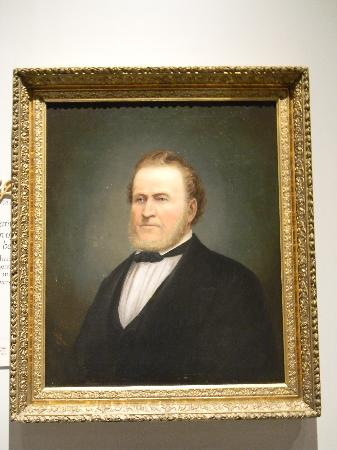 Church History Museum : Brigham Young