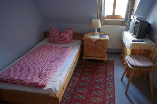 Gasthof Butz: A single room