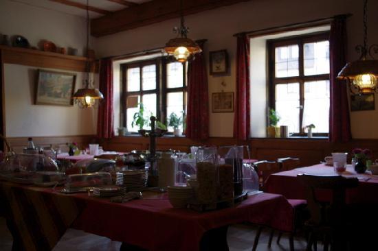 Gasthof Butz: a breakfast