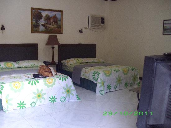 Totolan, Filippijnen: Fra vores værelse
