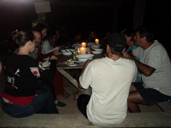 B.M.P. Residence: dinner time