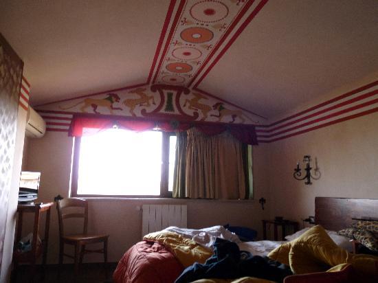 B&B Qui dormi l'Etrusco: camera Cardarelli