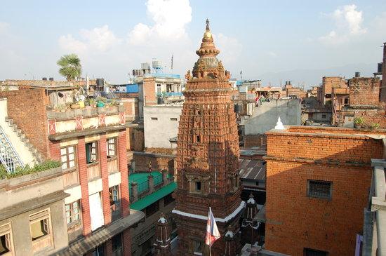 Mahaboudha Temple