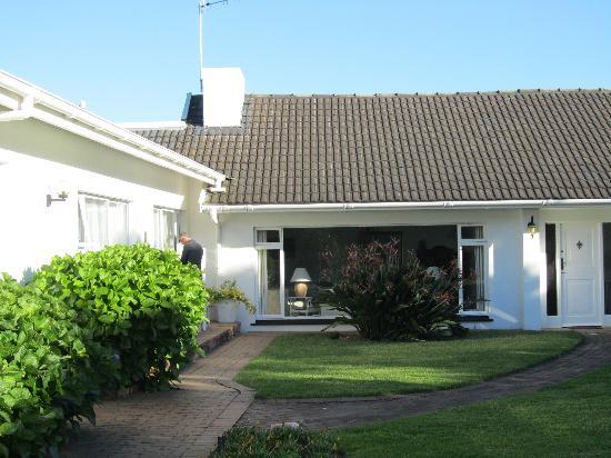 Hortensia Lodge : Haupthaus