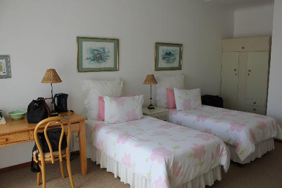 Hortensia Lodge: unser Zimmer