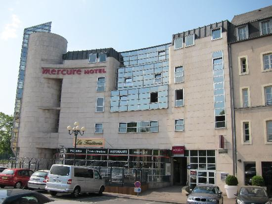 Mercure Thionville Centre: Hotel