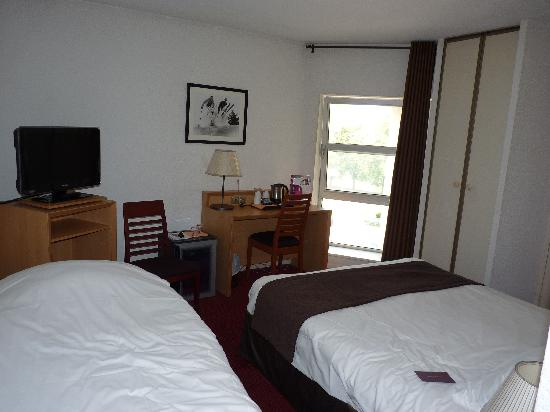 Mercure Thionville Centre : Room -1