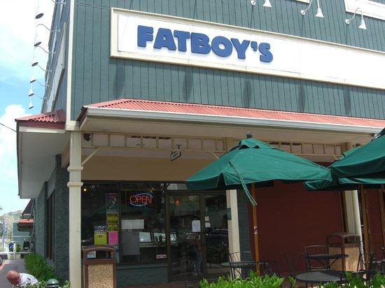 Fatboy's : 店舗