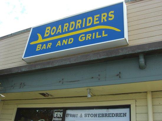 Boardriders: 看板