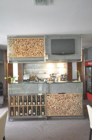 U Holubu Hotel & Garden: Le bar!