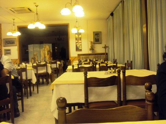 Hotel Padova Casa del Pellegrino : comedor