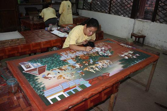 Artisans Angkor Aufnahme