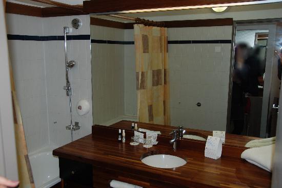 Atlanthal : salle de bains