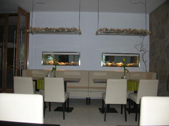 U Holubu Hotel & Garden: Le coin brasserie