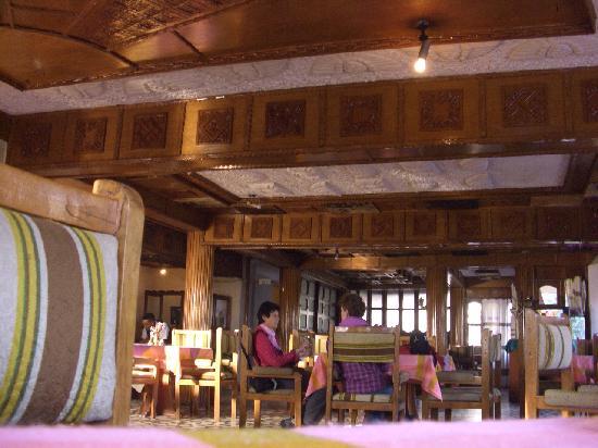 Dib Anbessa: The restaurant