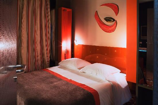 The Five Hotel: Superior Glimmering room