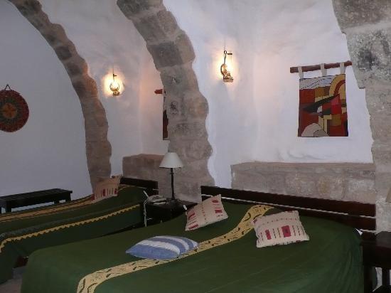 Taybet Zaman Hotel and Resort : vue de la chambre