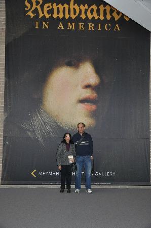 At The North Carolina Museum of Art