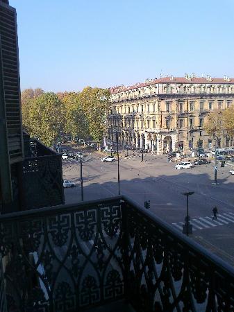Conte Biancamano Hotel : balcone