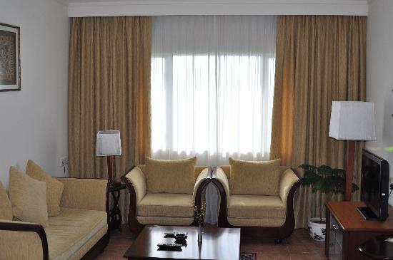 Hulhule Island Hotel: Room 320