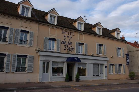 Hotel de la Paix : nice building