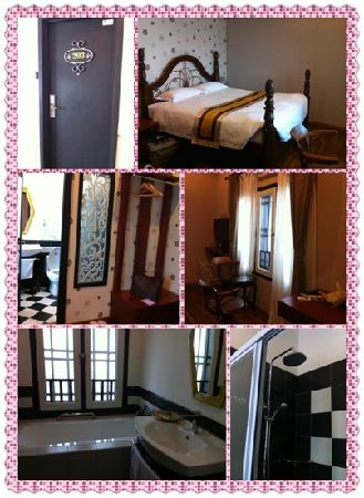 Jonker Boutique Hotel: room 203
