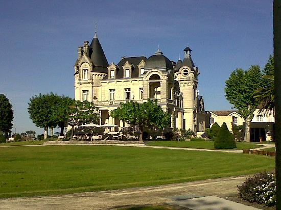 the hotel chateau picture of chateau grand barrail saint emilion tripadvisor. Black Bedroom Furniture Sets. Home Design Ideas