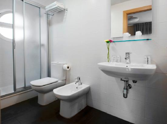 Vila de Premia: baño
