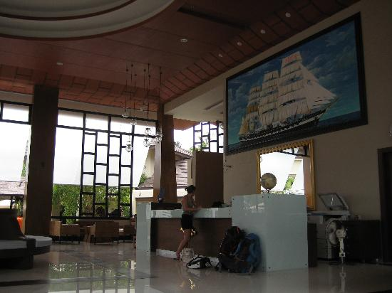 Pilanta Spa Resort: reception