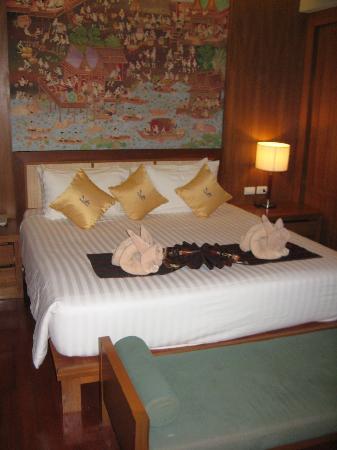 Pilanta Spa Resort: part of the room