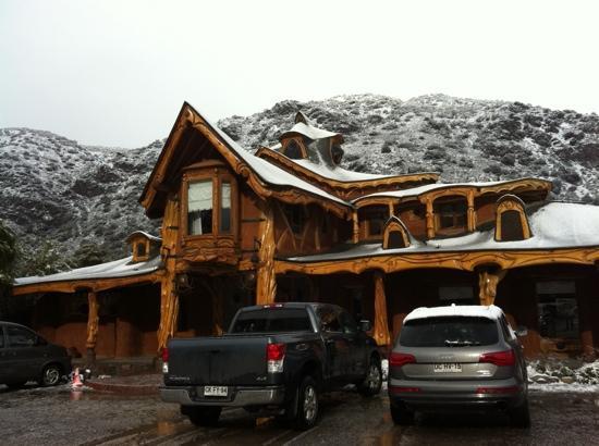 Casa Bosque Nevado