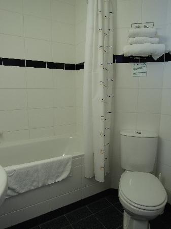 Bastion Hotel Maastricht Centrum : バスルーム