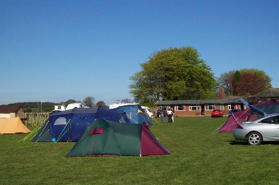 Dalesbridge Bunkhouses & Campsite: Dalesbridge Campsite & Bunkhouses