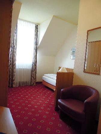 Hotel Koenigshof: 客室