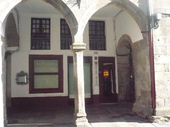 Hostal Suso: Hotel entrance