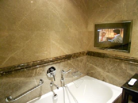 Savic Hotel: Bathroom -  Suite 204