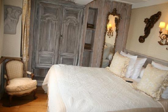 Relais Bourgondisch Cruyce - Luxe Worldwide Hotel: Unser Zimmer.