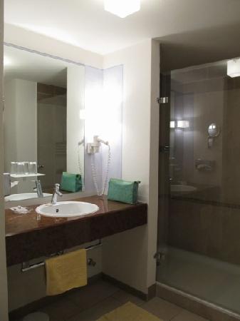 Hotel Geiger: Bathroom