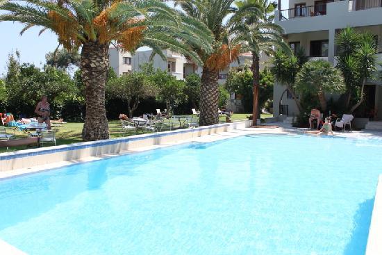 Casa Maria Apartments: Voksen pool