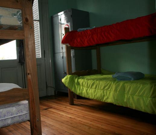 Buenos Aires Tango Hostel: Este es un room compartido