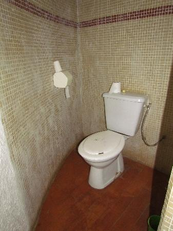 Le Firdou: toilet