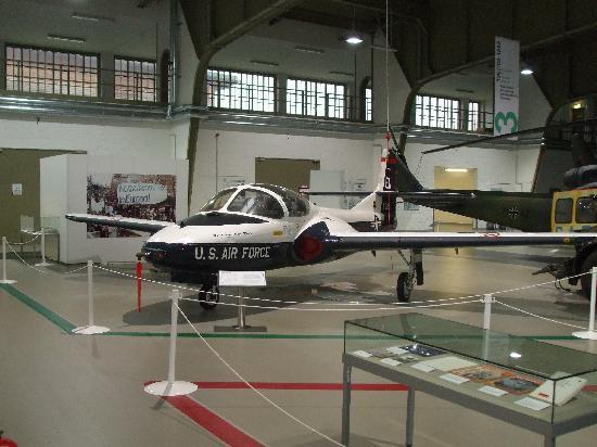 Military History Museum of Bundeswehr: Display Hanger