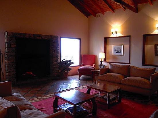 Vinas de Cafayate Wine Resort: Sala de estar