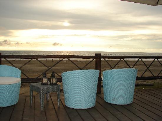 Karmairi Hotel Spa : la vista