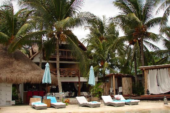 Karmairi Hotel Spa : vista