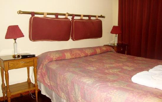 Home Suites Apart: Departamento - Dormitorio