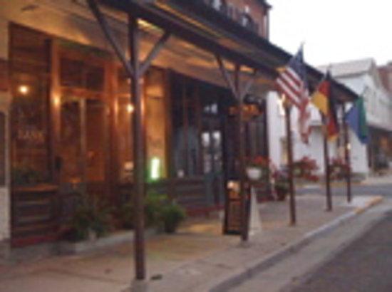 The Bank Bar at Schiller: Located along historic Schiller Street