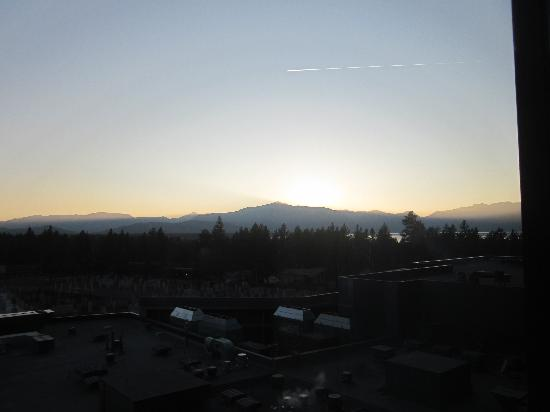Harveys Lake Tahoe: view from the room