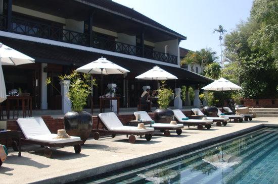 โรงแรมลาเรสิเดนส์ ฟู วาว: Amazing pool